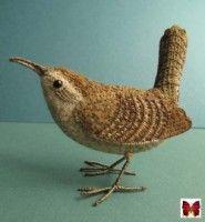 Gallery.ru / Фото #1 - Оригинальные текстильные птички ...