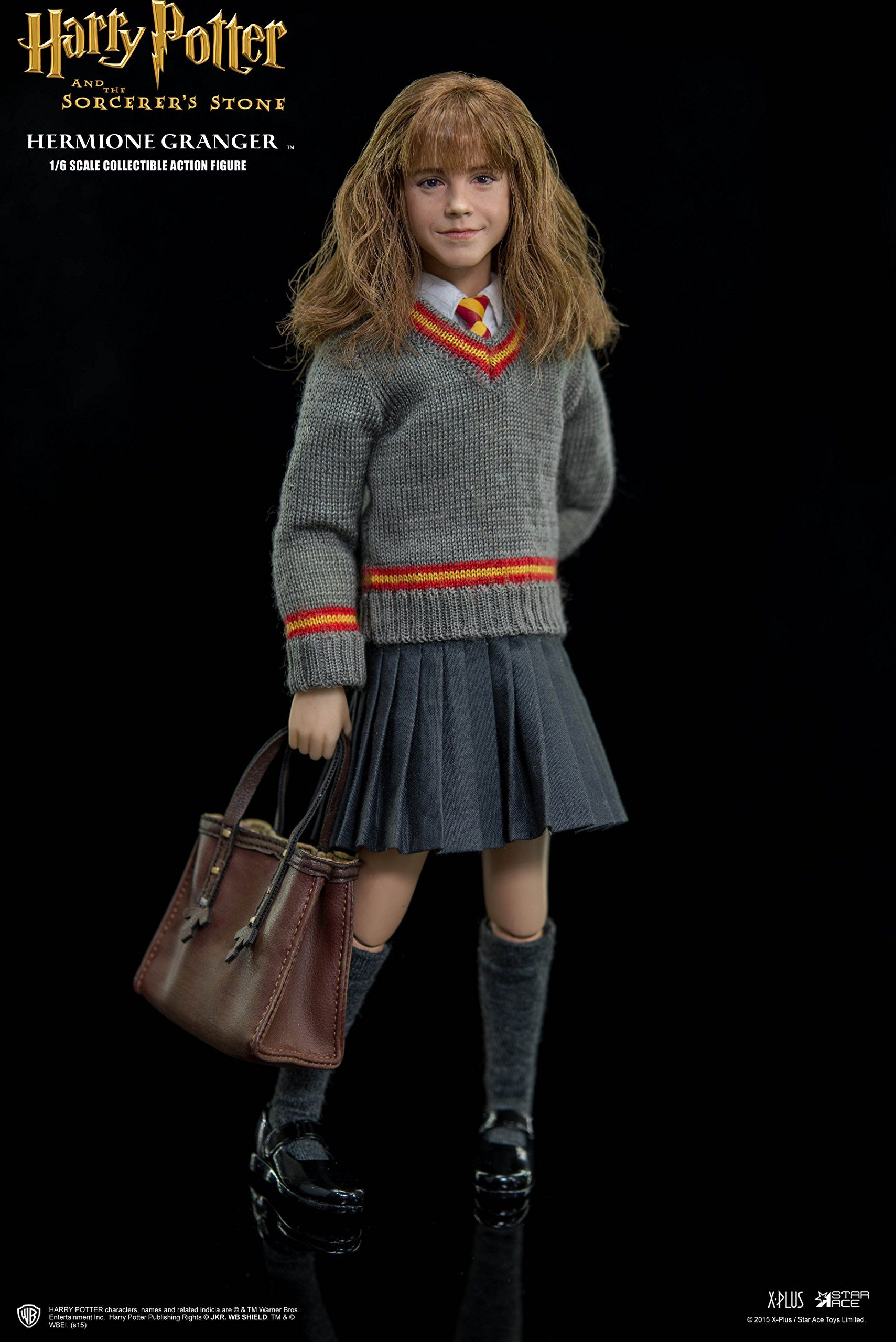 Star Ace Toys Harry Potter And The Sorcerers Stone Hermione Action Figure 1 6 Scale Y Hermione Granger Harry Potter Hermione Granger Harry Potter Hermione