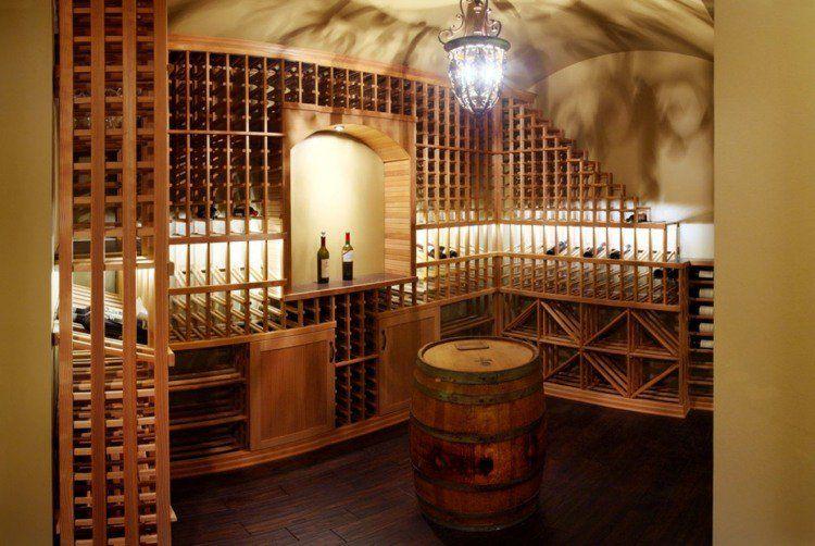 Cave A Vin Bois À propos du vin et la cave à vin à maison -18 idées élégantes   cave