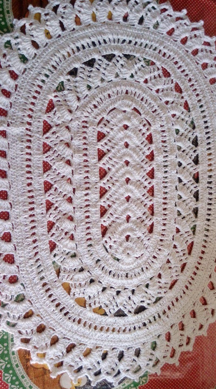 Pin De Carmen Caban Em Tejido Crochet Em 2020 Tapete De Croche