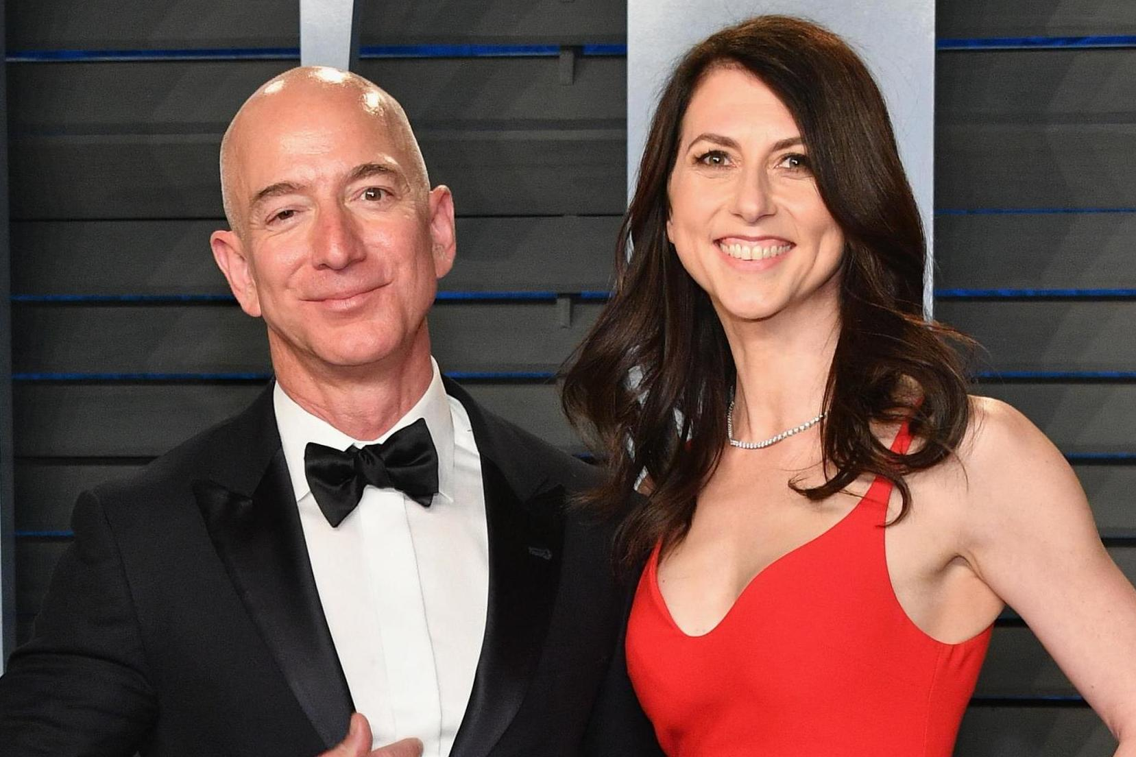 Jeff Bezos house in Flatiron: Amazon CEO is reportedly buying $80 million NYC penthouse apartment | London Evening Standard - 6 June 2019