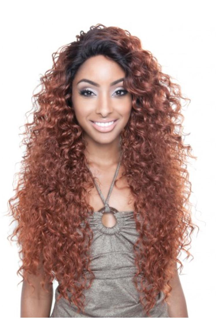 Isis Brown Sugar Seamless Lace Wig Tahiti Stylish Wigs