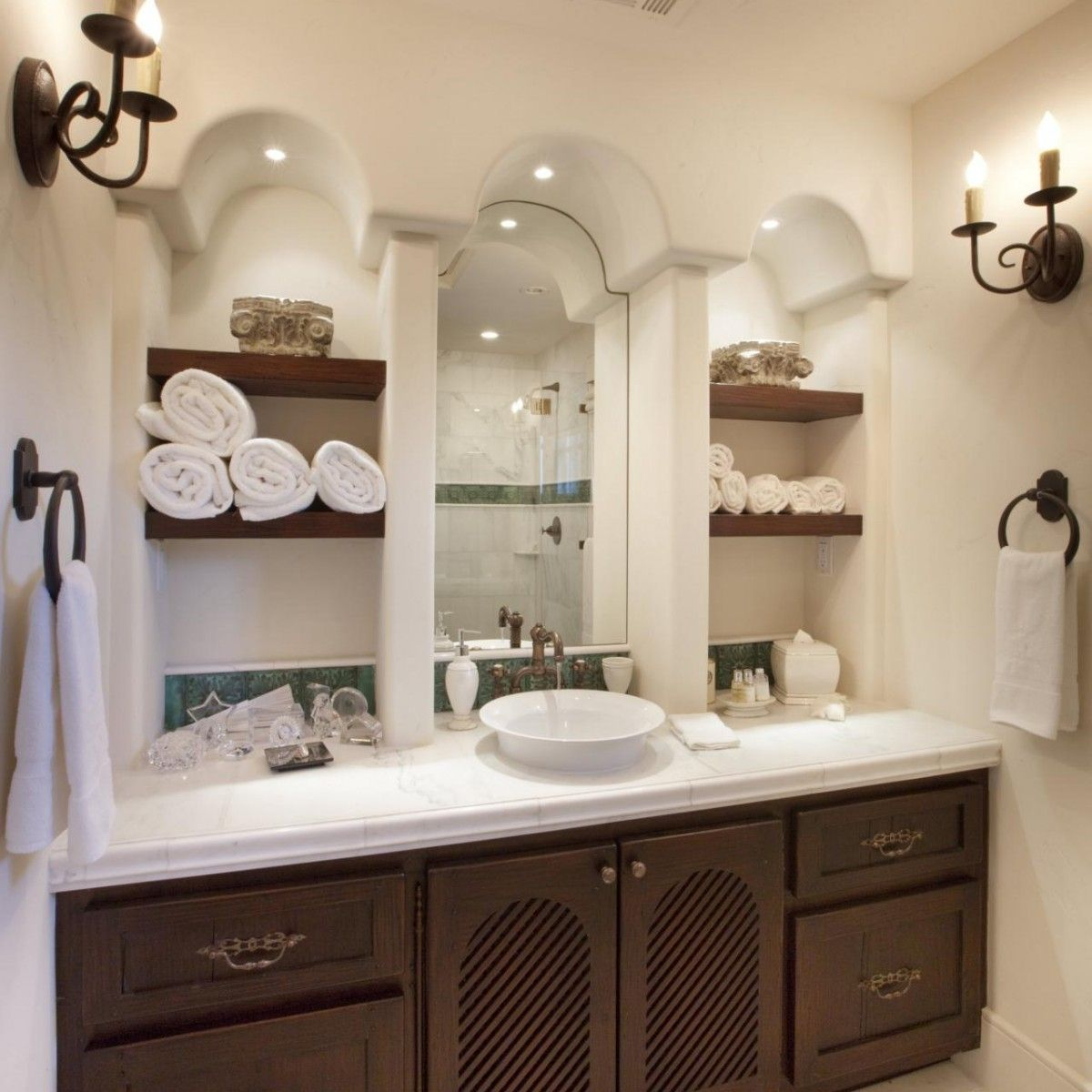 Delicieux Bathroom Towel Rack Ideas Small Racks About Pinterest