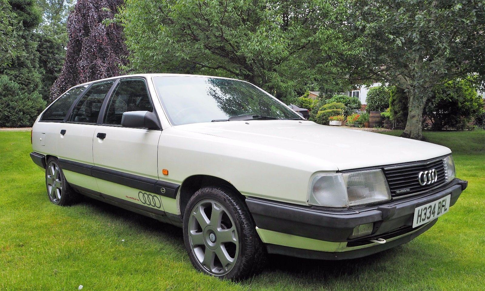 Kelebihan Audi 100 Avant Review