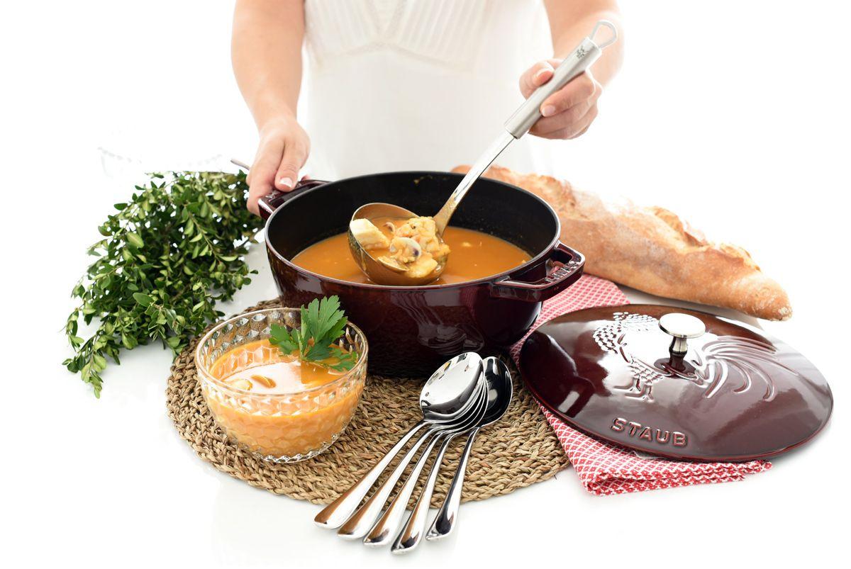 Sopa De Pescado Deliciosa Y Paso A Paso Con Thermomix Receta Sopa De Pescado Como Cocinar Pescado Platos Con Pescado