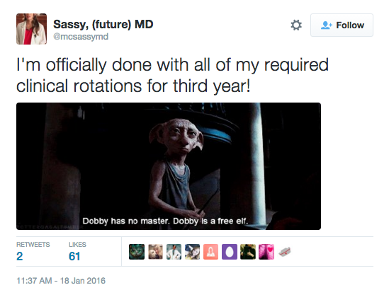 27 Hilarious Tweets About Med School That Will Make You Laugh Then Cry Med School Science Jokes Laugh