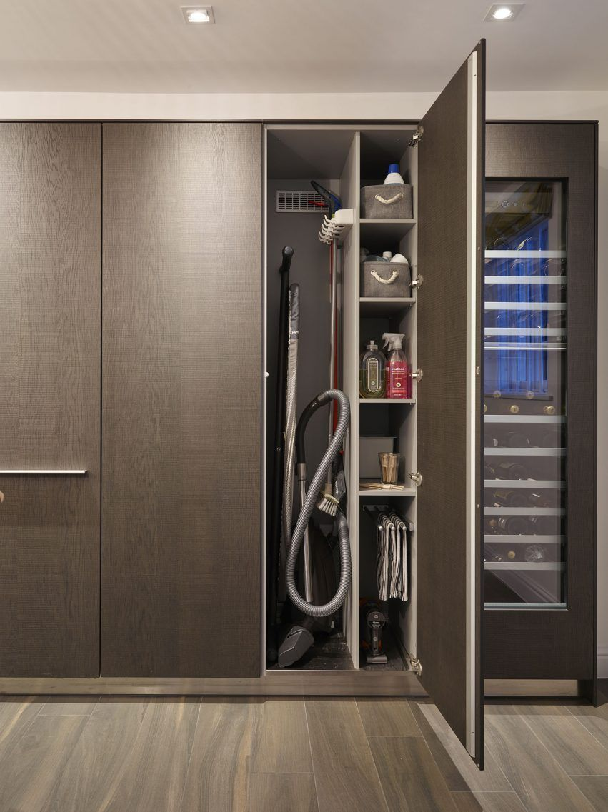 10 Ideas For Tiny Laundry Spaces In 2020 Wohnung