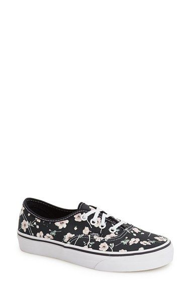 a79d7db4a8 Vans  Authentic - Vintage Floral  Sneaker (Women) available at  Nordstrom