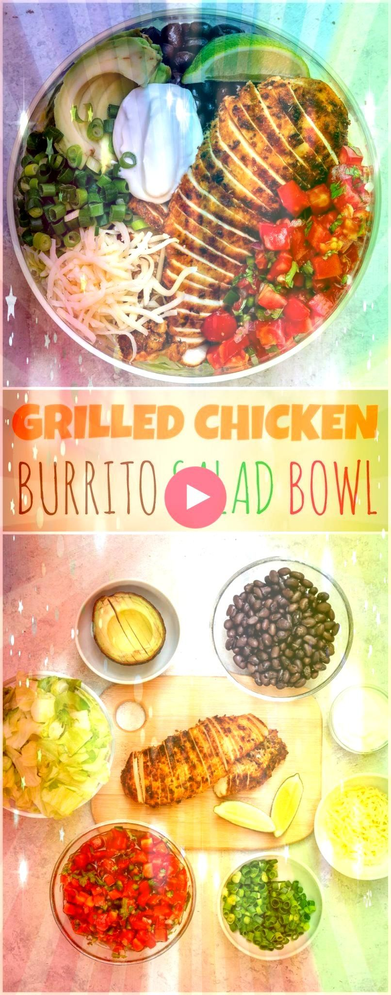 Chicken Meal Prep Bowls 4 Creative Ways for Clean Eating  Clean Food CrushGrilled Chicken Meal Prep Bowls 4 Creative Ways for Clean Eating  Clean Food Crush Raw zucchini...