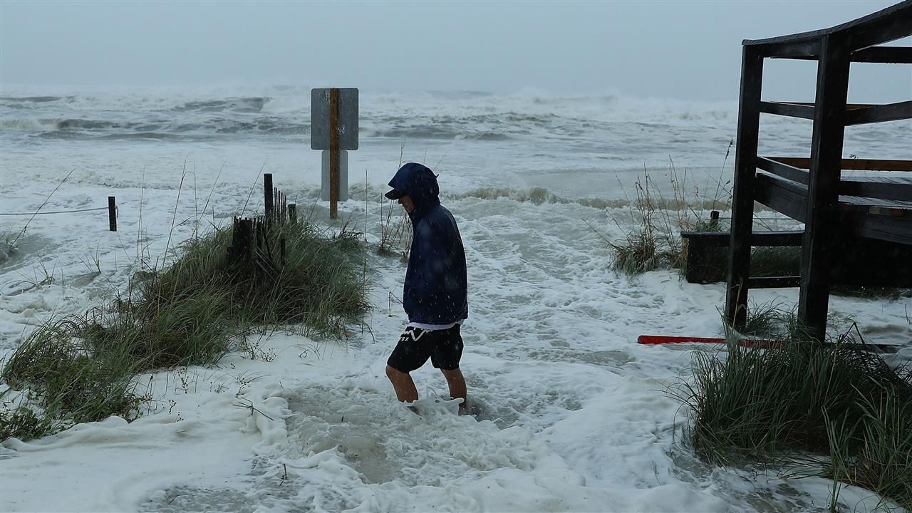 Michael Blasts Deadly Path Across Several Southern States Gulf Coast Florida Hurricane Storm Surge