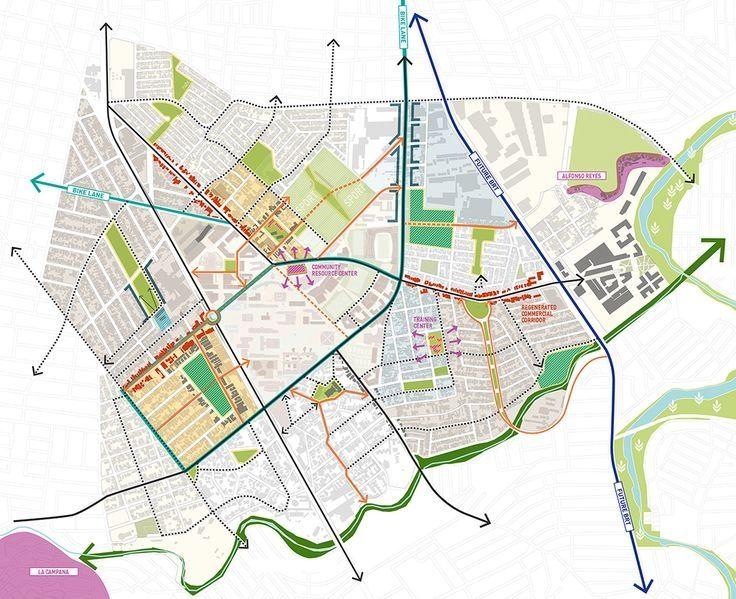 Pin on urban design model