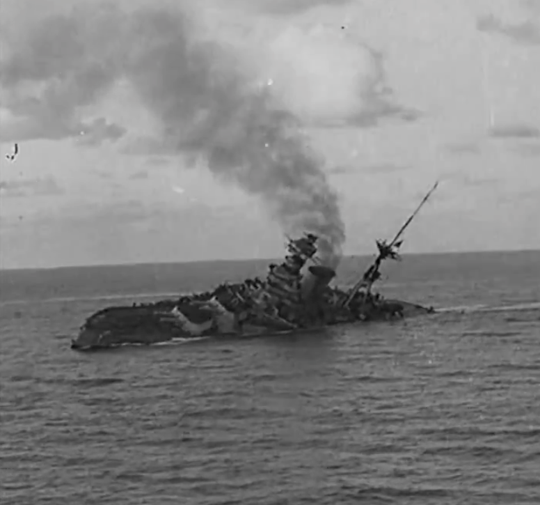 Hms Barham Sinking Down To The Sea In Ships Pinterest