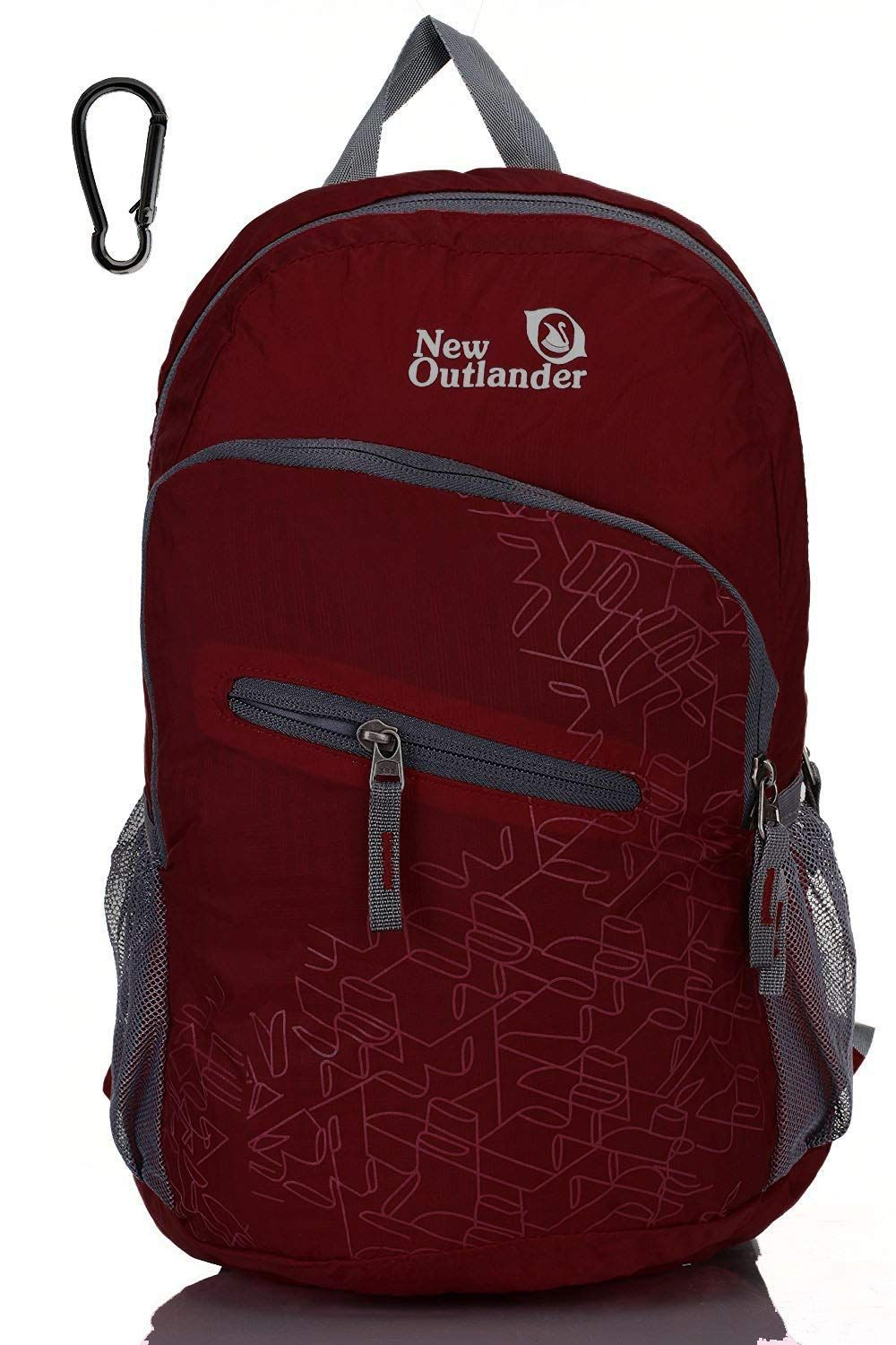 70aed71ab4ca Amazon.com : Outlander Ultra Lightweight Packable Water Resistant ...