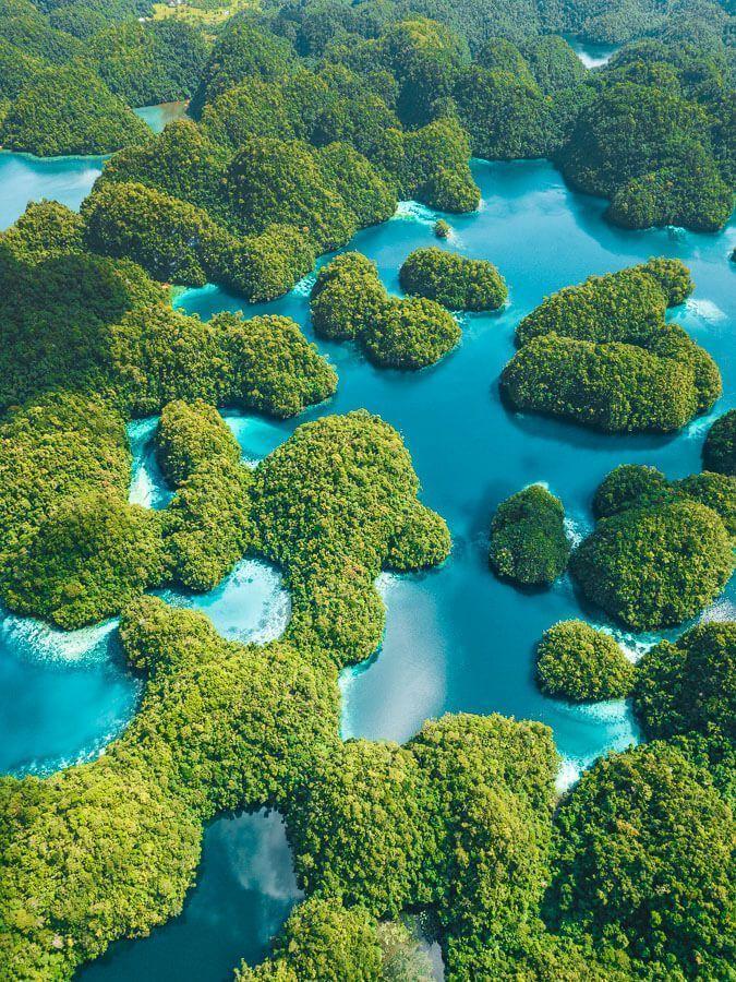Koh Lanta Island Size