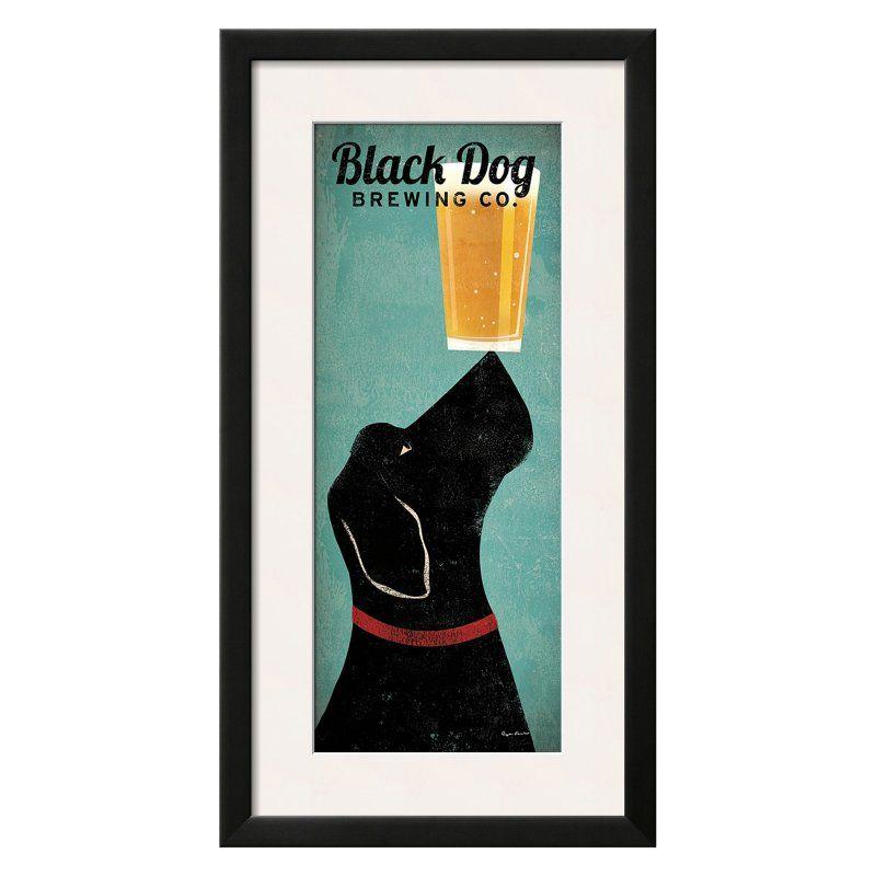 Black Dog Brewing Company Wall Art - 10183136