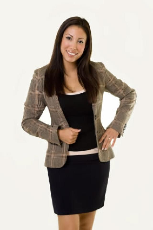 What High School Student Should Wear To An Interview  Job -4149