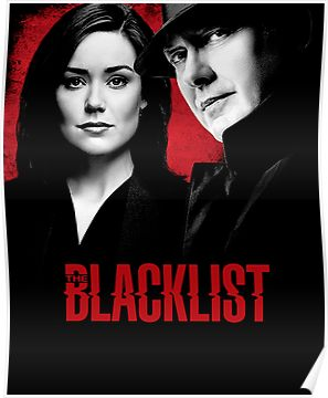 The Blacklist Poster By Cacasuraca In 2021 The Blacklist Tv Series 2013 The Blacklist Tv Series