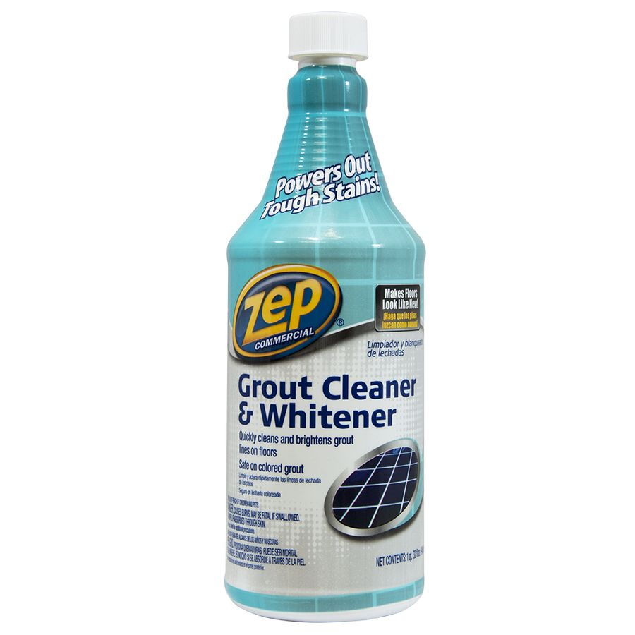 Zep Commercial 32 Oz Grout Cleaner With Images Grout Cleaner