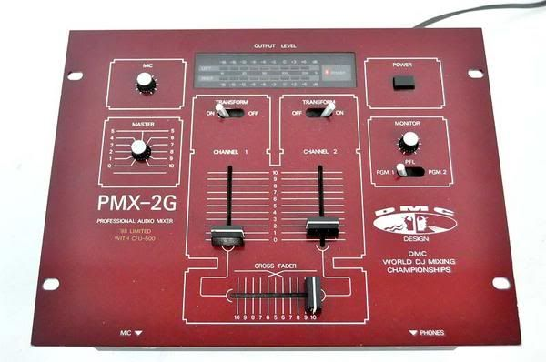 Gli Dmc Pmxg Mixer Official Dmc Mixer Back In The