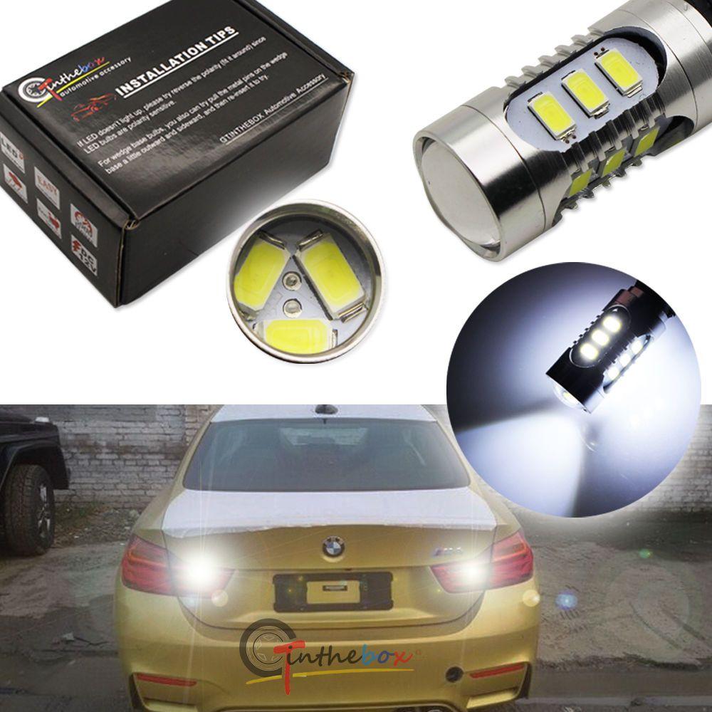 Super Bright Error Free Led Reverse Light Bulbs For Bmw F32 F33 F36 F82 4 Series Bmw 4 Series Bmw 4 Car