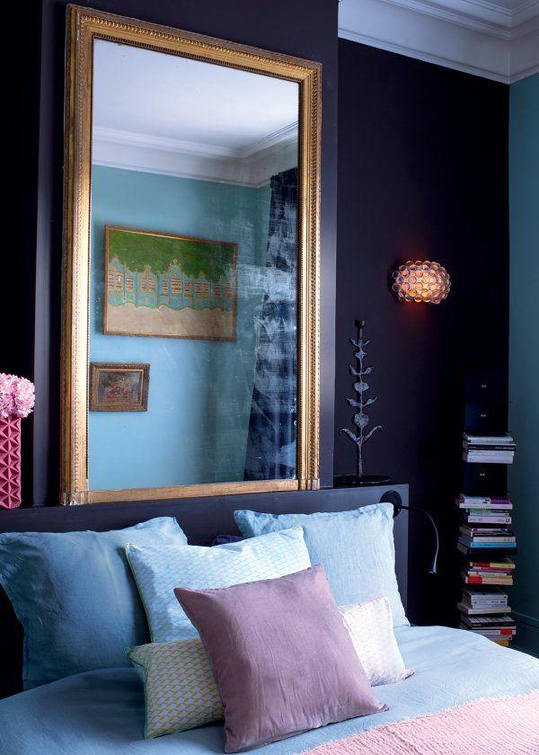 Charmant Chambre Rose Et Mauve   Marie Claire Maison