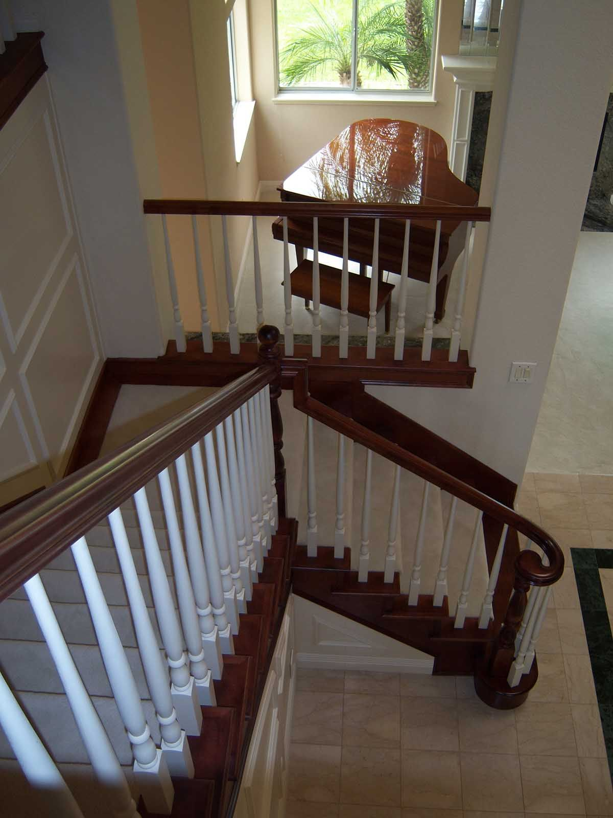 Southern California Contractor For Custom Stairs And Railings We Provide