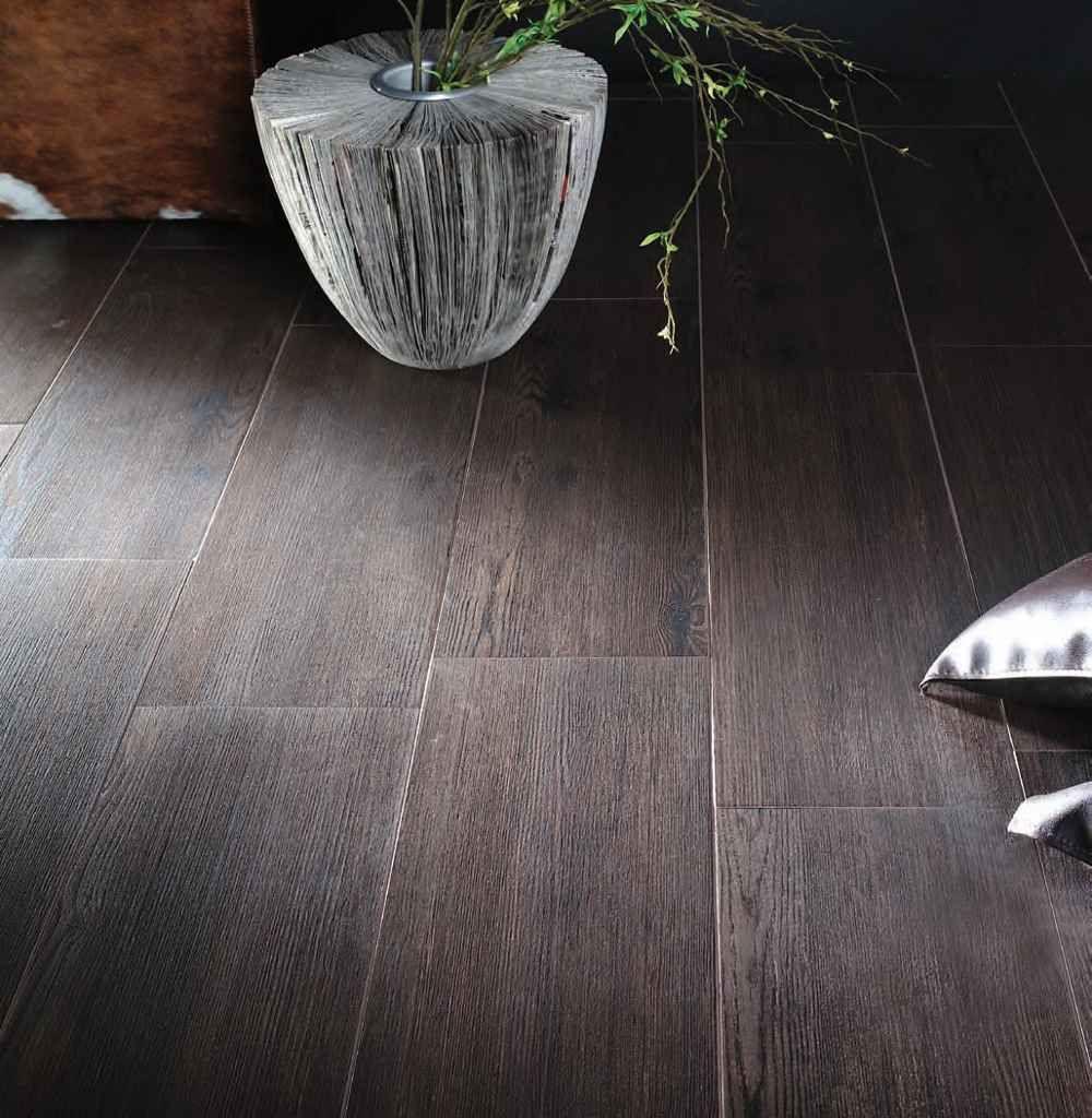 Wenge black wood grain ceramic tile - Wenge Black Wood Grain Ceramic Tile Interior Design Pinterest