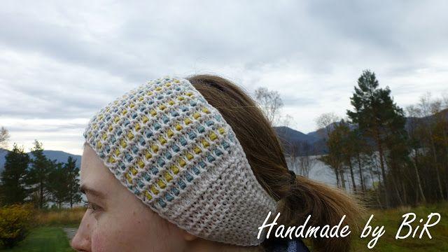 Handmade by BiR: mine mønstre