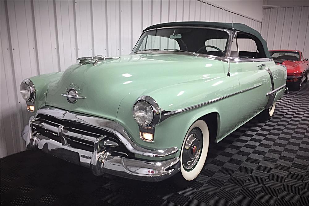 1952 OLDSMOBILE SUPER 88 CONVERTIBLE | Old Rides 4 | Pinterest ...