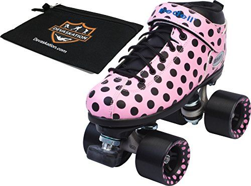 Outdoor Roller Skates - Riedell Dart Polka Dot Roller Skate -- Read more reviews of the product by visiting the link on the image.