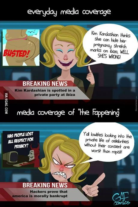 Well, f**k you too media!
