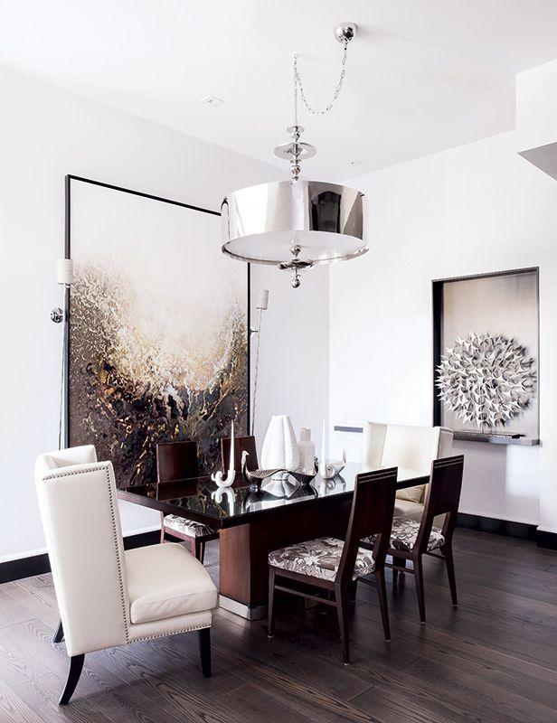 7 idées pour aménager la salle à manger CHEZ SOI Photo © TVA