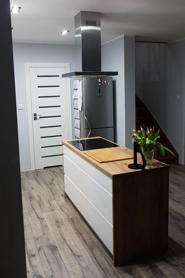 Okap Wyspowy Sento Island Black Nortberg Kitchen Design Design Home