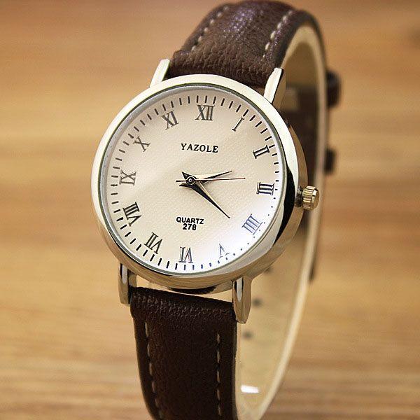 246f9a39926 YAZOLE Woman Watch   Price   13.07   FREE Shipping     ladieswatch. Relógios  FashionRelógios FemininosRelógios ...