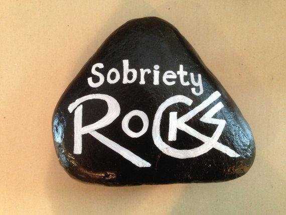 Rock N Roll Rocks Etsy Rock Painting Ideas Easy Rock Decor Rock