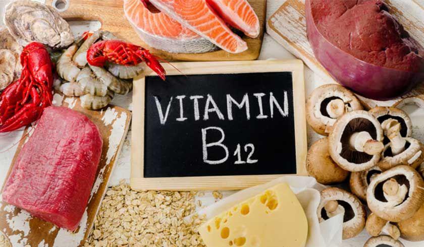 أين يوجد فيتامين ب 12 B12 Rich Foods Vitamin B12 Vitamins