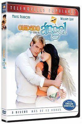 Cuidado Con El Angel Telenovelas Spanish Movies Recurring Nightmares