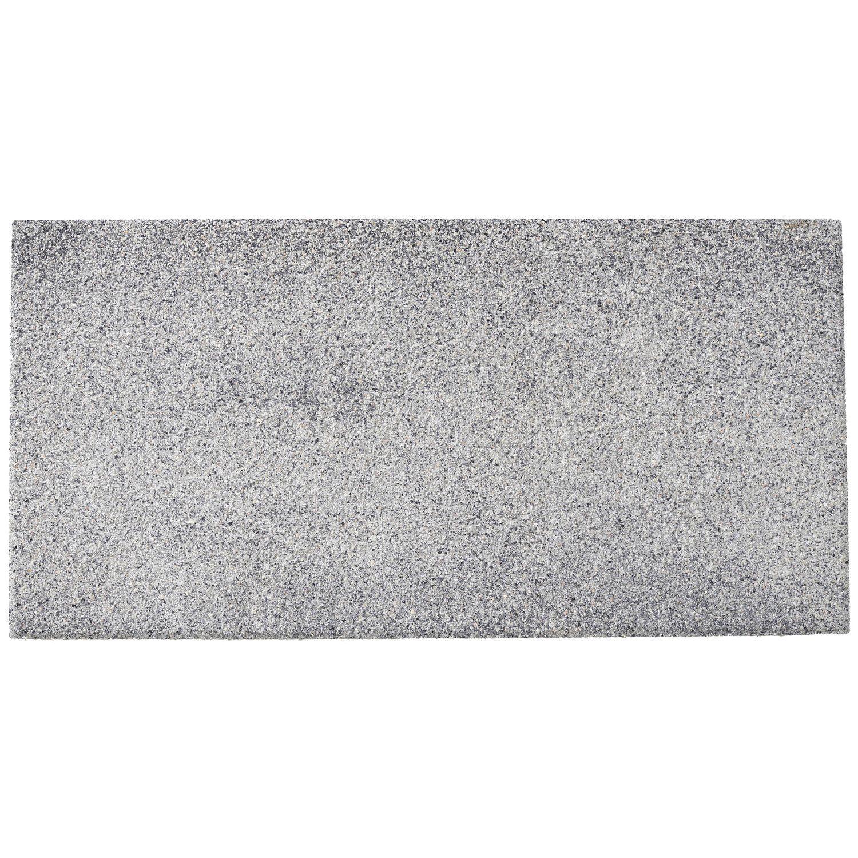 Terrassenplatte Sestino Beton XL GrauAnthrazitNuanciert Cm X - Betonplatten 100 x 40