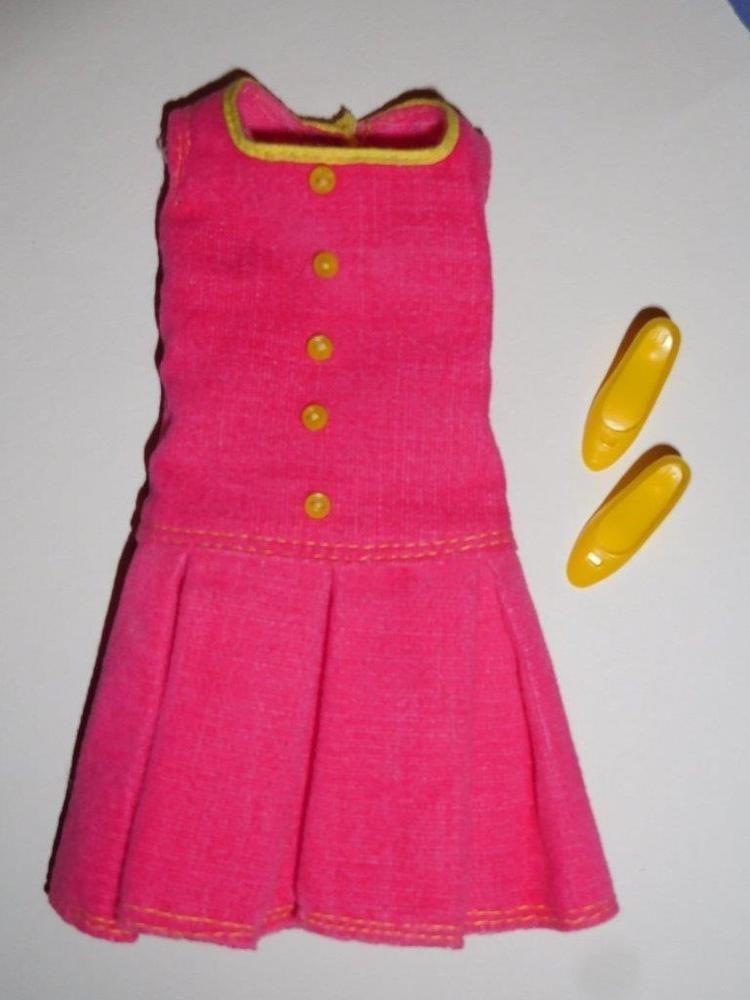 Details About Vtg Rare Mattel 1966 Barbie House Mate And Francie Casey House Mate Cases Barbie Clothes Vintage Barbie Fishnet Stockings