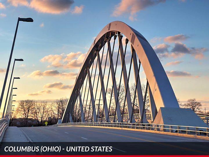Sunset ride. #Ferrari #Columbus