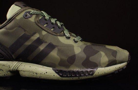 zx flux adidas test