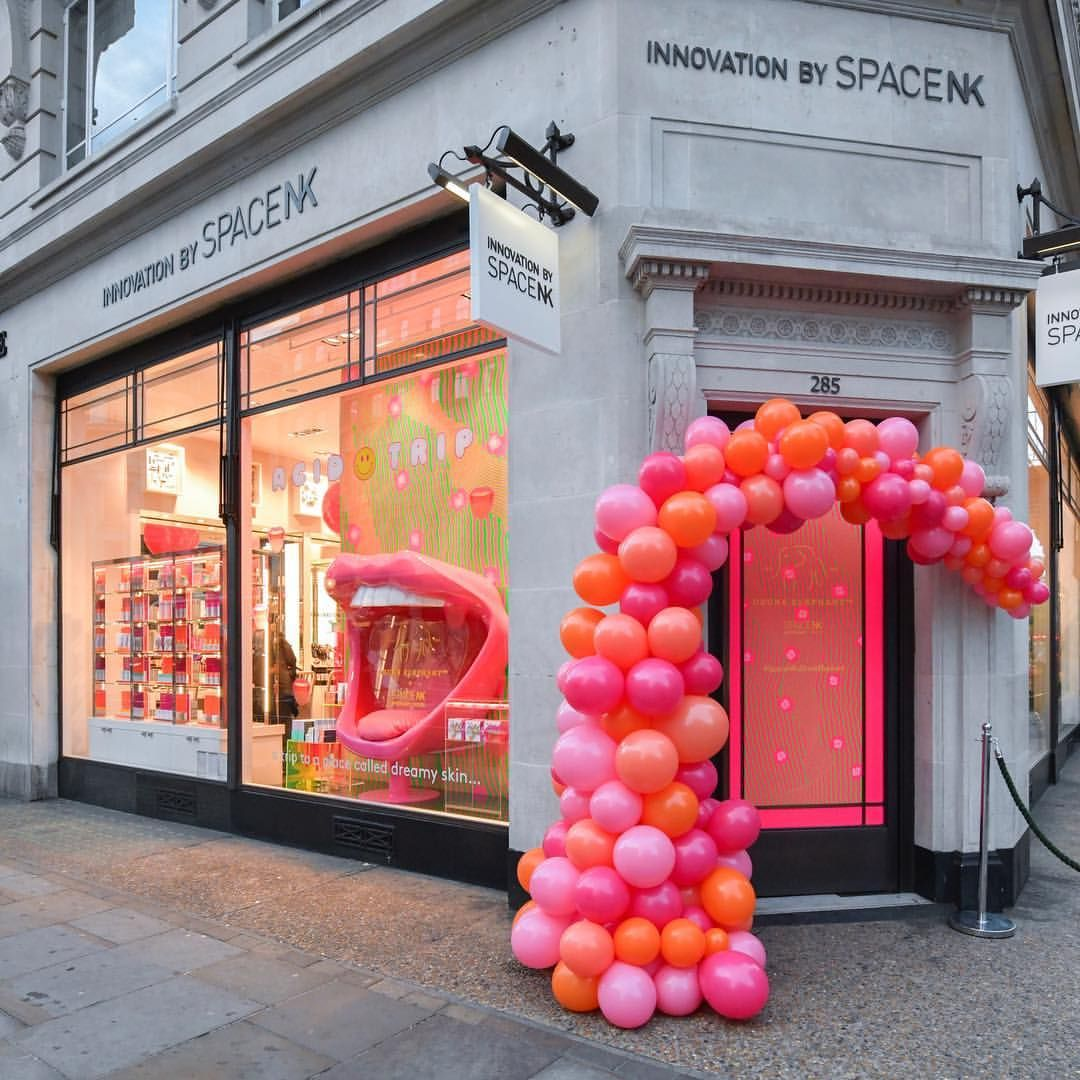 INNOVATION BY SPACE NK, Regent Street, London, UK