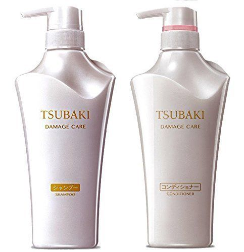 Shiseido Tsubaki Damage Care Shampoo And Conditioner Set Read More Reviews Of The Product By Visiting The Link On The Image