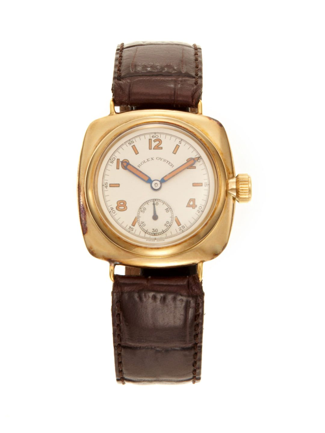 Talk about Vintage 1930 Rolex....still worth $5k! Timepieces hold value!! Not Jewelry watches!!