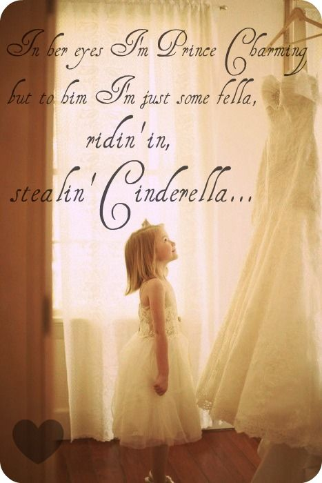 Fathers & Daughters Never says good bye... Written by ...