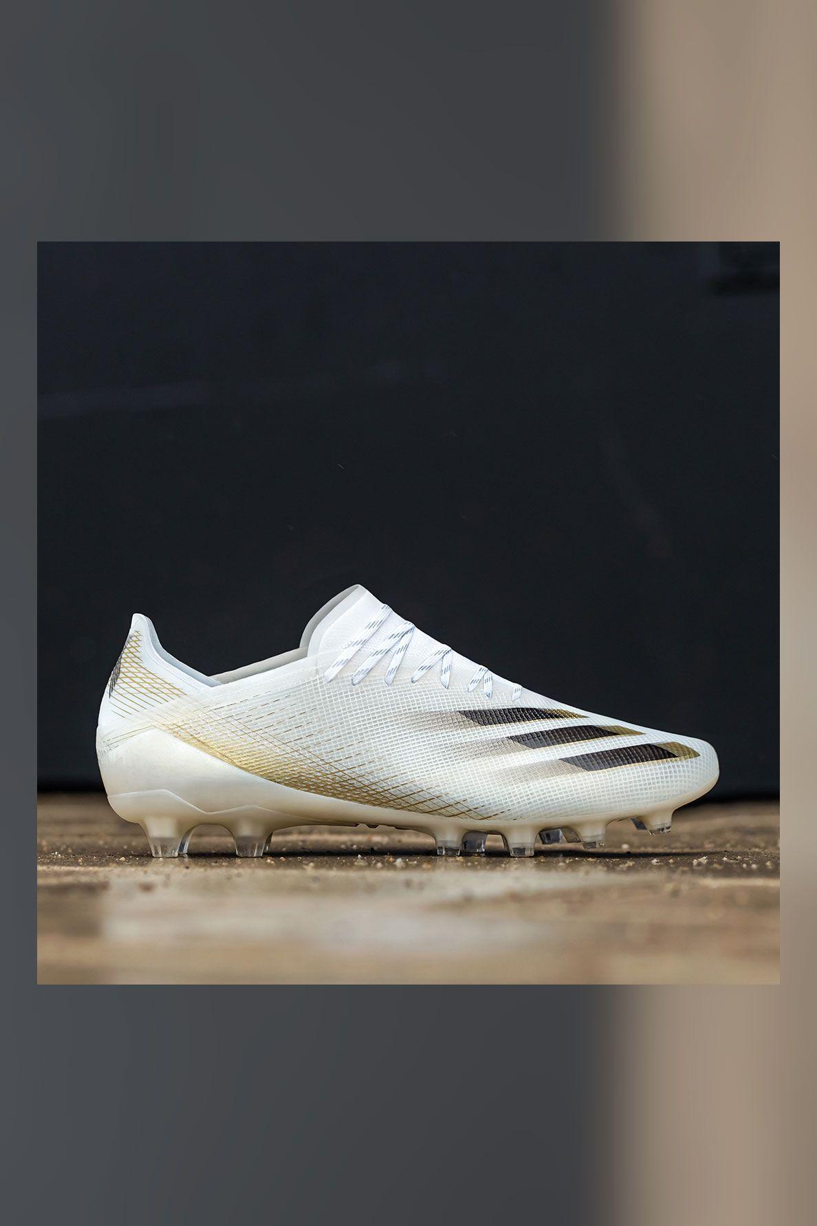 adidas Herren Freak X Carbon Mid Fußballschuh, Weiá (Weiß