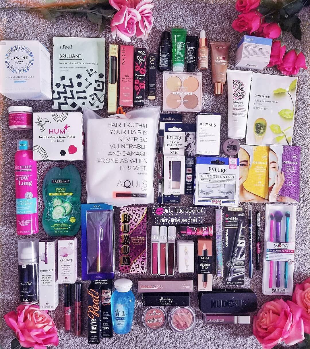 Huge Makeup Giveaway 2 Winners Ends April29th Enter To Win In 3 Easy Steps Click Photo To Enter On Instagram Giveawa Makeup Giveaway Makeup Makeup Haul
