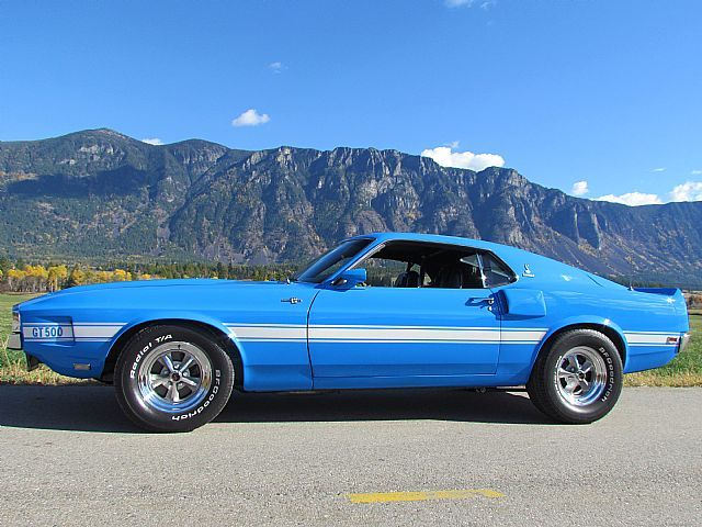 1969 Shelby GT500 | Muscle cars mustang, Shelby gt500 ...