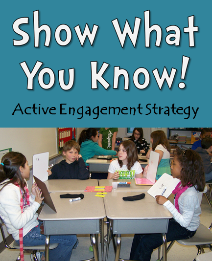 Collaborative Classroom Pilot Resources ~ Show what you know teaching ideas pinterest