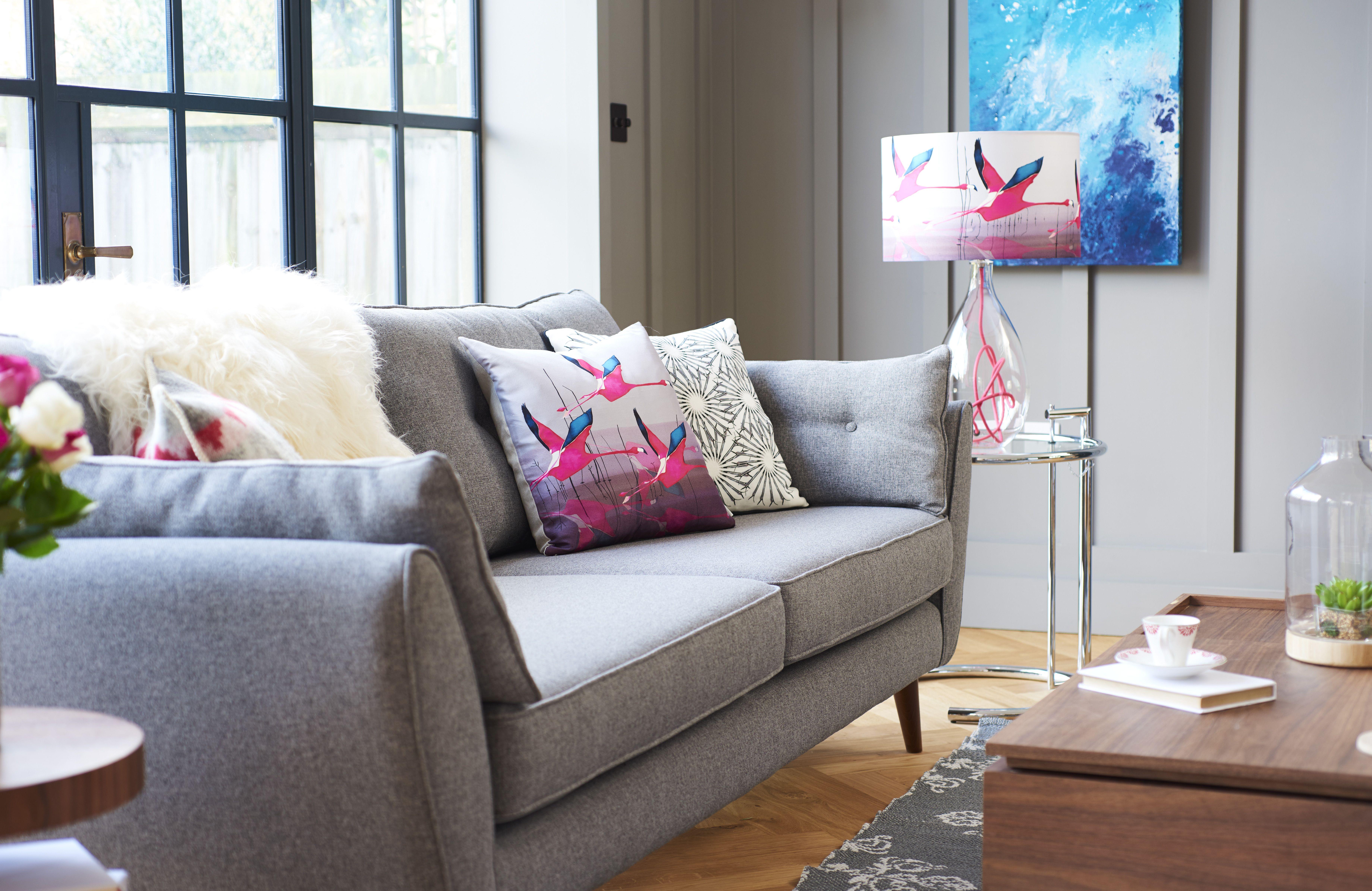Zinc 4 Seater Sofa As Styled By Deardesigner I Dfs I Blog I Http Www Dfs Co Uk Zinc 4 Seater Sofa Zinc Partner Google Medium Pl Living Room Sofa Room Decor